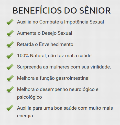 estimulante senior beneficios