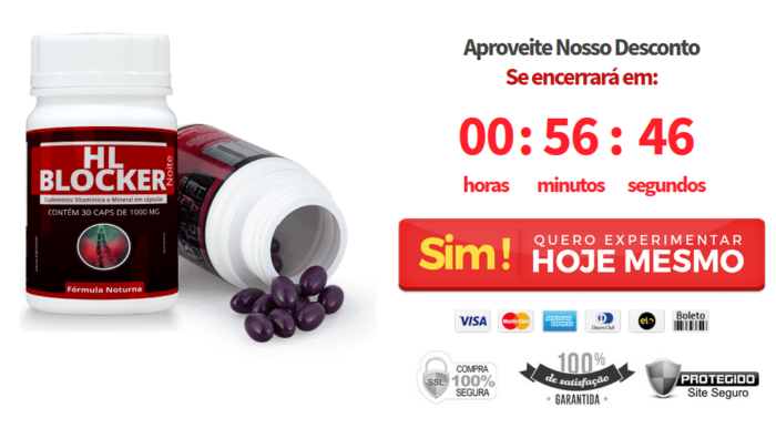hl blocker promocao