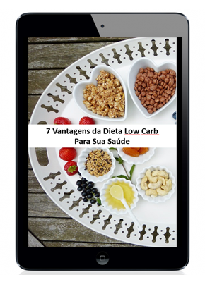 7 vantanges da dieta low carb